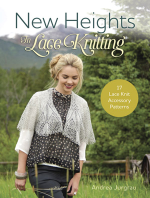 New Heights in Lace Knitting