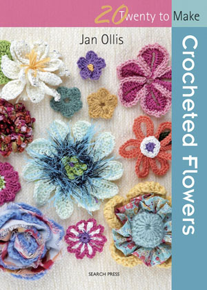 20TM: Crocheted Flowers